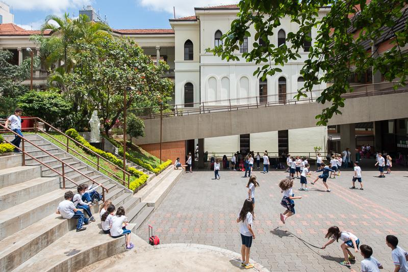Rede de Educação Marcelinas / São Paulo, SP