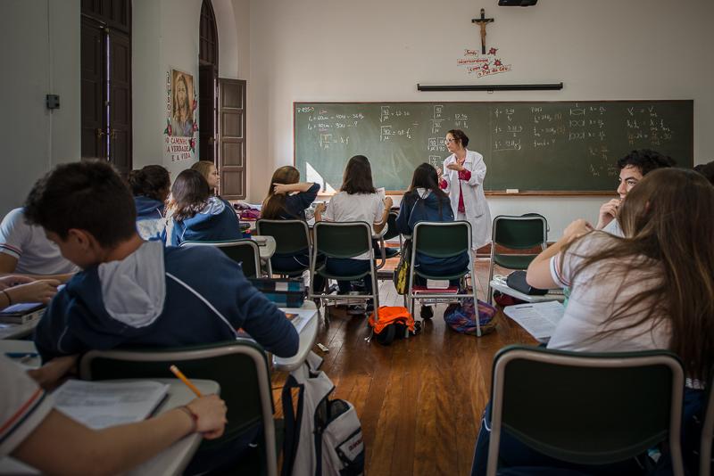 rede de educação marcelinas - são paulo, sp
