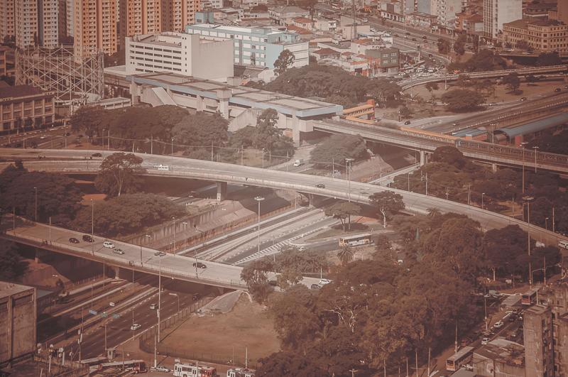 Terminal Rodoviário Parque Dom Pedro II / Anuário FGV