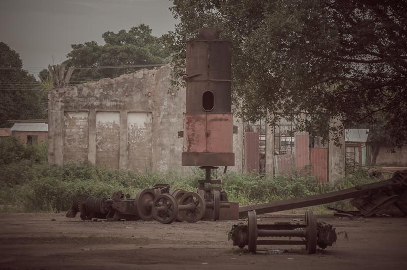 Cliente: SVS Projetos de Restauro. A EFMM foi construída entre 1907 e 1912. Porto Velho, RO.
