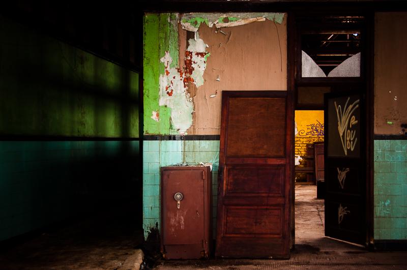 Restauração do galpão destinado à Fábrica de Espetáculos do Theatro Municipal, na Zona Portuária carioca. / Construtora Biapó