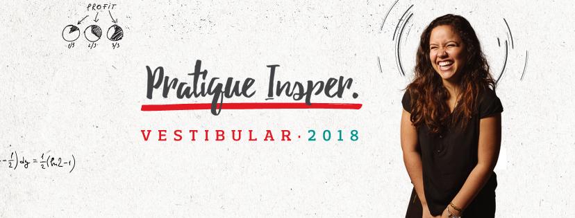 Campanha Pratique Insper / Fotografia e manipulação de imagem / Aprovação: Monica Dias Batista e Mariana Souza / Design: Aline Bissoli
