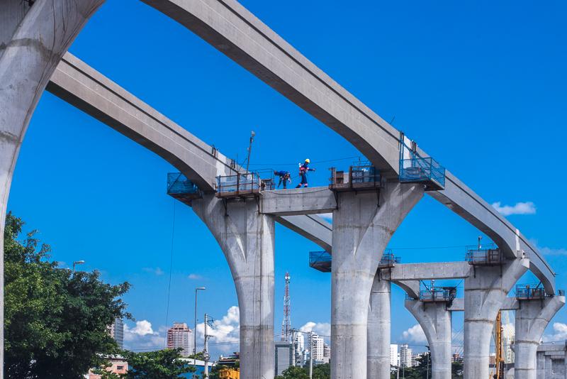 Monotrilho / São Paulo, SP