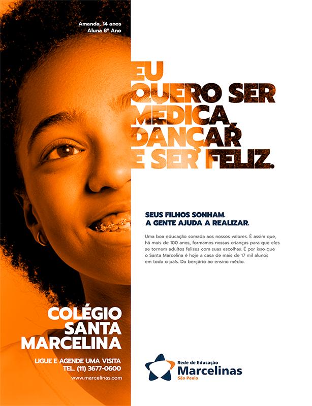 Campanha Sonhos / Fotografia e tratamento de imagem / Aprovação: Jéssica Santos de Almeida