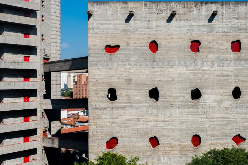 Projeto de Lina Bo Bardi, inaugurado em 1982