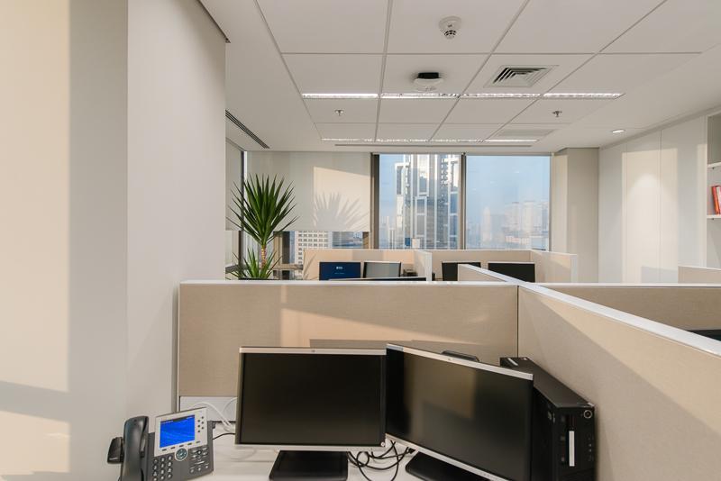 Russeull Reynolds Associates / ACE Engenharia / São Paulo
