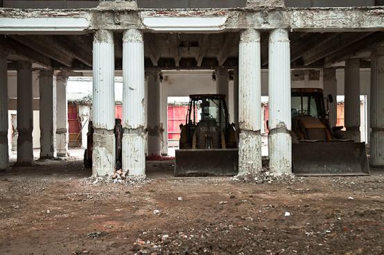 Hotel Glória, obras de restauro / Construtora Biapó / Rio de Janeiro, RJ
